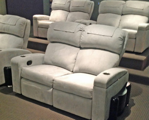 Calgary home theatre Aussie Theater 2